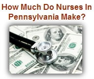 Nursing Salary In PA